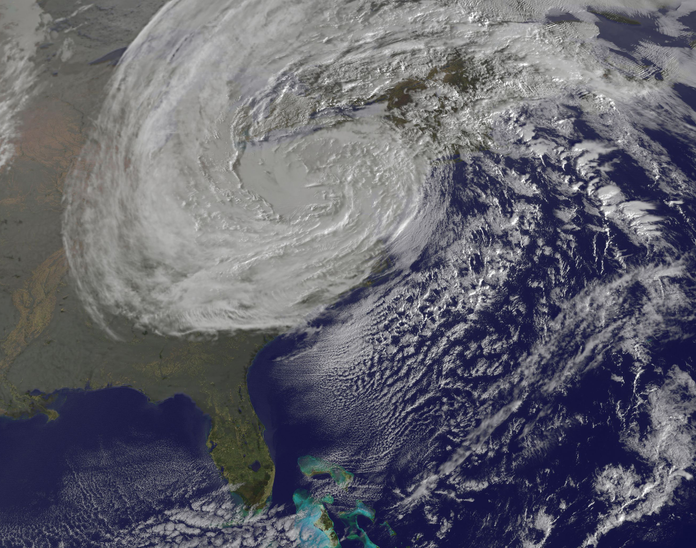 The lessons of Hurricane Sandy