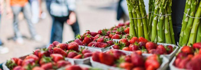 Downtown Farmer's Market Opens Saturday