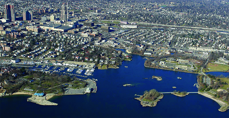 New Waterfront Proposals for New Rochelle's Echo Bay