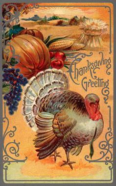 Thanksgiving Parade & Pancake Breakfast on Saturday