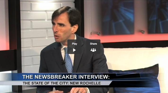 Talking City Issues and Politics on Newsbreaker