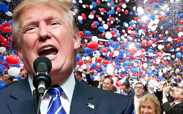 Donald J. Trump, Republican Nominee for President of the United States