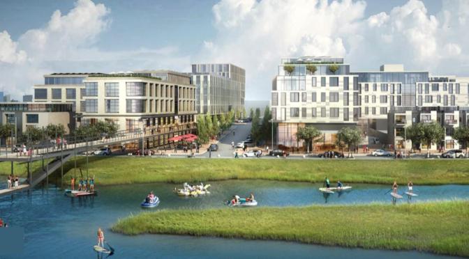 Waterfront Plan Advances