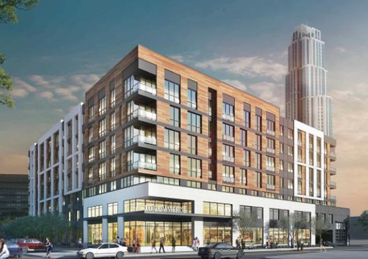 Downtown Development Rolls Forward