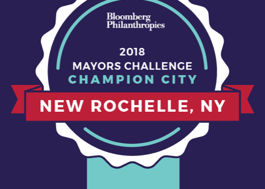 "Bloomberg: New Ro is a ""Champion City"""