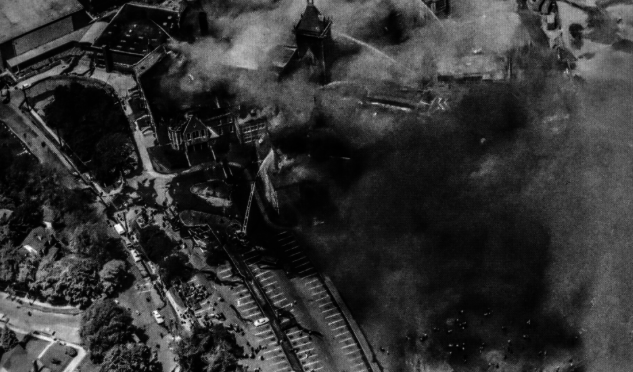 NRHS Fire – 50 Years Later