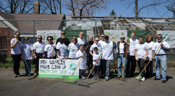 Thank You, Earth Day Volunteers