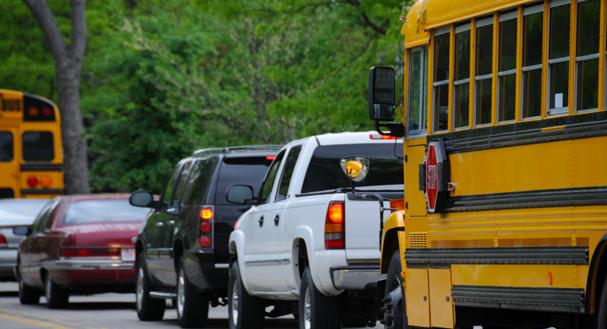 Better Traffic Management Around Schools