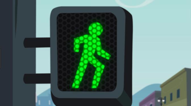 New Ro Receives Big Grant for Pedestrian Improvements