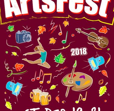 ArtsFest is Back: October 19-21