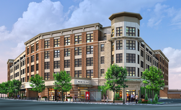 The Rockwell Breaks Ground on North Avenue