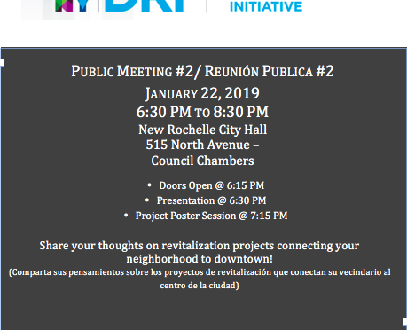 DRI Public Meeting on 1-22