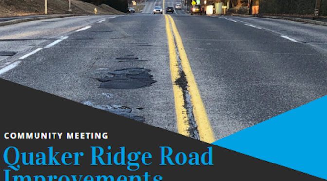 Quaker Ridge Road FAQs