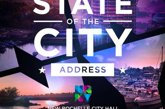 State of the City on March 20th — Please Join Us
