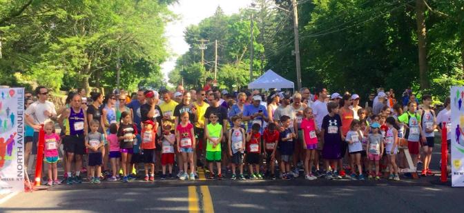 North Avenue Mile on June 9