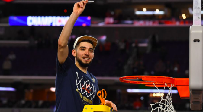 Congrats to Ty Jerome