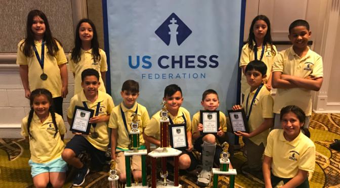 Columbus Elementary – National Champs!