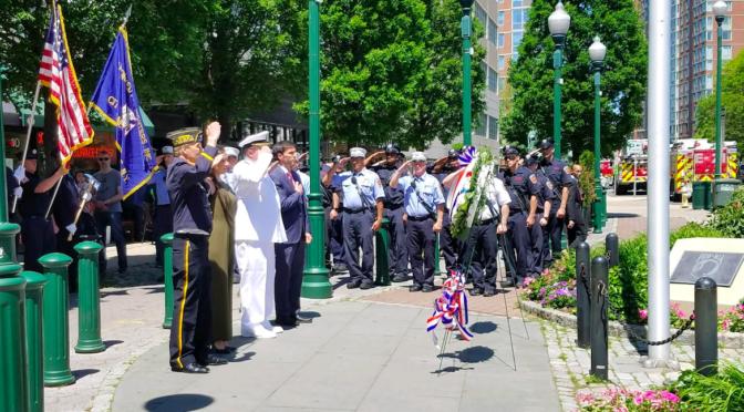 New Rochelle Remembers