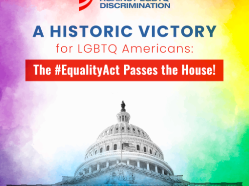 Equality Act Approved by House