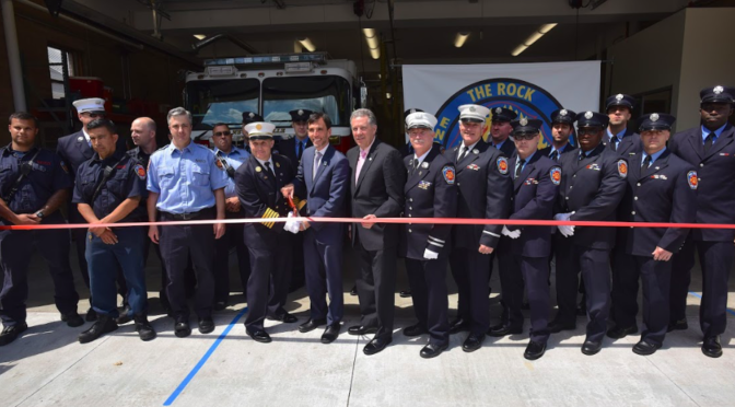 Fire Station 2 Re-Opens