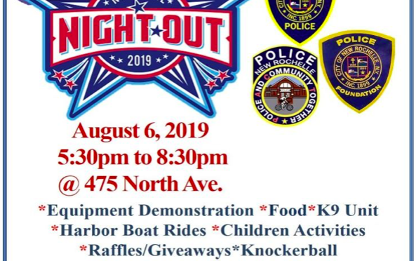 National (and Local) Night Out on August 6