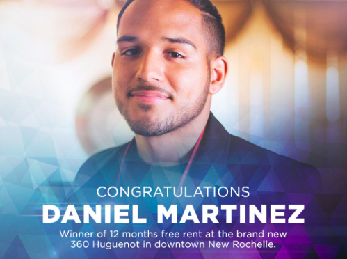 The Winning Artist: Daniel Martinez