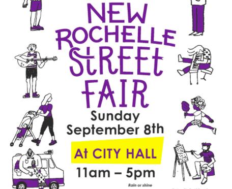 New Ro Street Fair on Sept. 8