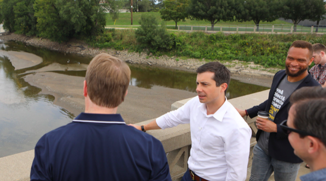 Impressive Climate Plan from Mayor Pete